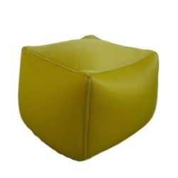 Pouf Cube 40 x 40 cm | Vert