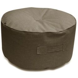 Outdoor Pouf Tiny Moon | Taupe