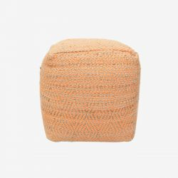 Pouffe Abella | Orange
