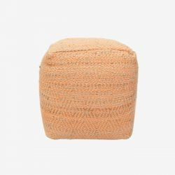 Pouf Abella | Orange