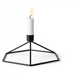 Kerzenständer POV Tisch | Schwarz