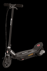 Elektrischer Roller Power Core E90 | Schwarz