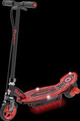 Elektrischer Roller Power Core E90 Glow | Rot
