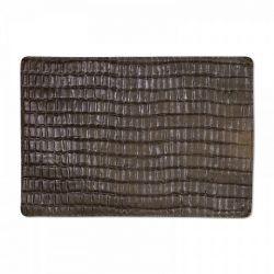 Platzdeckchen | Leder | Vintage Braun