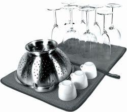 Geschirrtrocknungsteppich