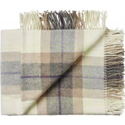 Plaid Valencia 130 x 190 cm | Brown