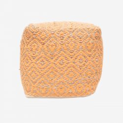 Pouffe Preston | Orange