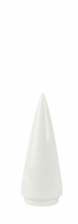 Ceramic Tree H 12,6 cm | White