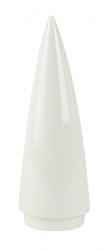 Arbres Déco en Céramique Set de 3 | Blanc