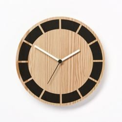 Primary Clock Segment | Black