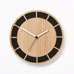 Horloge Primary Segment | Noir