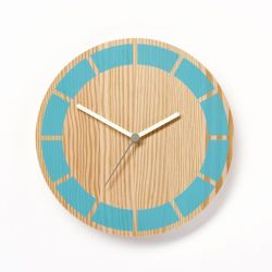 Primary Clock Segment | Blue