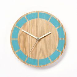 Horloge Primary Segment | Bleu