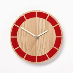 Primary Clock Segment | Red