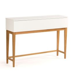 Console Table Blanco