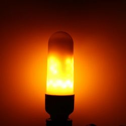 Flammen-LED-Lampe