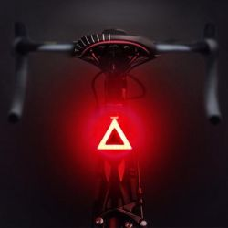 LED Bike Light | Triangle