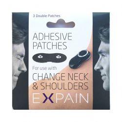 Expain Patches Adhésifs pour Expain Change Nuque & Epaules