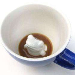 Tasse Creature Cup | Frosch