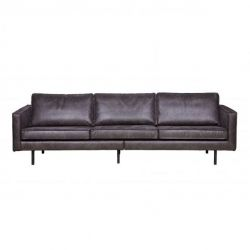 3 Seater Sofa Rodeo  | Black