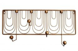 Coat Rack Ornamental | Brass