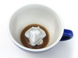 Creature Cup Triceratops | Blue