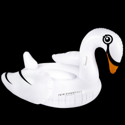 Cygne Gonflable | Blanc