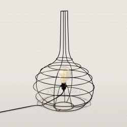 Globo | Table Lamp - Cable Black