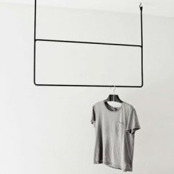 Clothing Rail | Rectangle