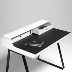PS 10 Essence Secretary Table | White