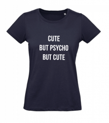 ♀ T-shirt Cute | Blue