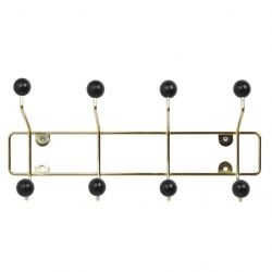 Hat Rack Saturnus | Gold - Black