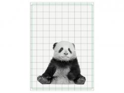 Tea towel | Panda
