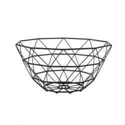 Basket Diamond Cut | Black