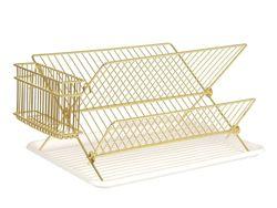 Dish Rack | Gold