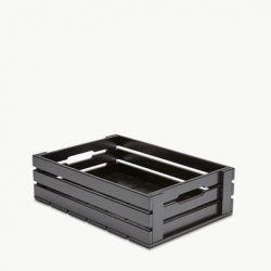 Dania Box 4 | Black
