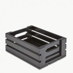 Dania Box 2 | Schwarz
