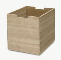 Cutter Box Large | Oak
