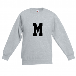 Kids Sweater M | Grijs