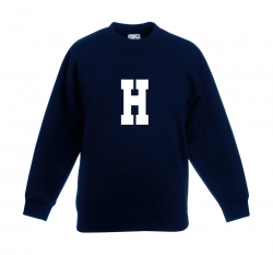 Kids Sweater H | Blauw