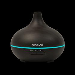 Luftbefeuchter Pure Aroma 150 ml Yin | Schwarz