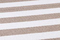 Rug Birkas | Beige & White