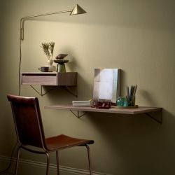 Home Office Set Pythagoras | Walnut
