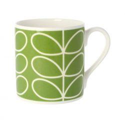 Tasse Linearer Stiel | Grün