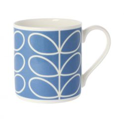 Mug Linear Stem | Light Blue
