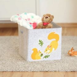 Storage Box | Squirrel