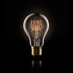 Quad‐loop filament bulb