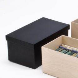 Rectangular Box Quadrella | Moka