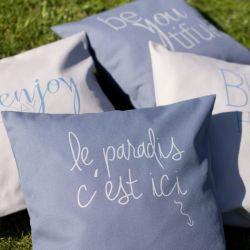 Kissen Le Paradis