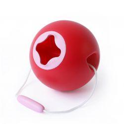 Kinder-Spielzeugballon | Kirschrot